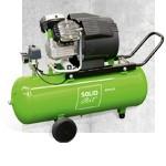 Piestový kompresor ESOair SolidDrive 290, 250 l/min, 1,5 kW , vzdušník 50 litrov