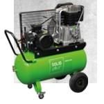 Priemyselný piestový kompresor ESoair Soliddrive 520 PROFI, 520 l/min, 3kW, vzdušník 90 litrov