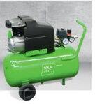 Piestový kompresor ESOair Soliddrive 150- hobby kompresor 1,1 kw 150l/min, vzdušník 24 litrov
