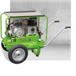 Piestový kompresor ESOair Soliddrive 400 car - 400 l/min, 2,2 kw, vzdušník 22 litrov